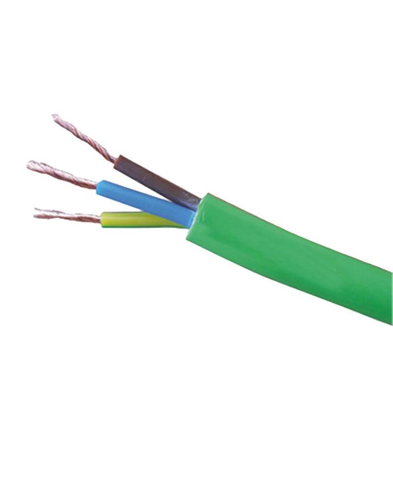 Cable manguera 3 x 1.5mm2 Libre Halógenos
