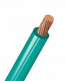 Cable Unifilar 50 mm2 POWERFLEX RV-K Verde