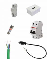 Kit Material Eléctrico 5000W Para Brackets