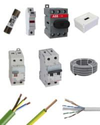 Kit Protecciones Red 1000W 1MPPT Monofásico