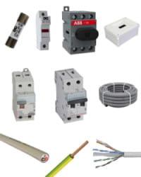 Kit Protecciones Red 3000W 1MPPT Monofásico