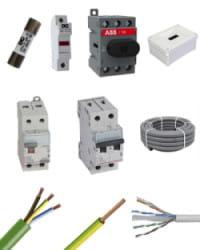 Kit Protecciones Red 5000W 1MPPT Monofásico