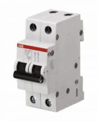 Magnetotérmico ABB Monofásico 40A SH202-C40