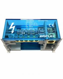 Repartidor conexión Paralelo Módulos 125A