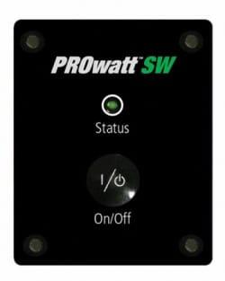 Monitor de Control Remoto Schneider PROWatt