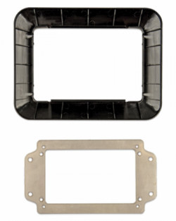 Soporte Victron GX Touch 50 para CCGX cut-out