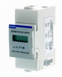 Vatímetro Chint Monofásico Boost e Hybrid DDSU666