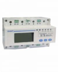 Vatímetro Chint Trifásico 3G DTSU666-D