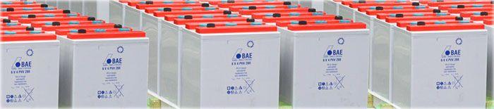 Baterías Estacionarias BAE OPzS