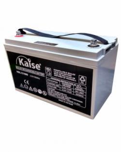Batería 100Ah AGM 12V Kaise