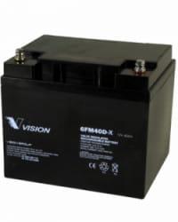 Batería 12V 40Ah AGM VISION