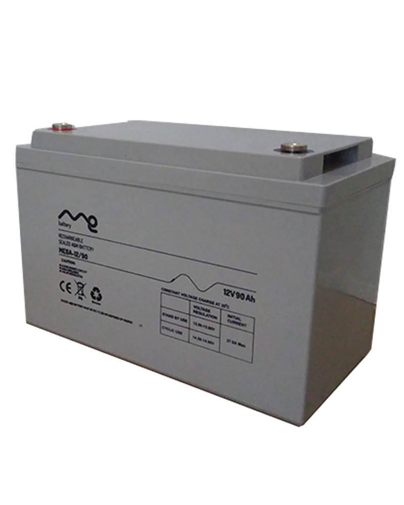 Batería 12V AGM 90Ah ME