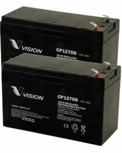 Batería 24V 7Ah AGM VISION