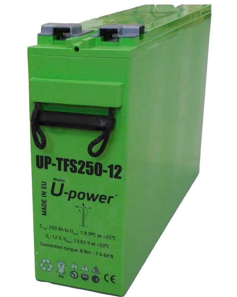 Batería 250Ah AGM 12V TFS UPower