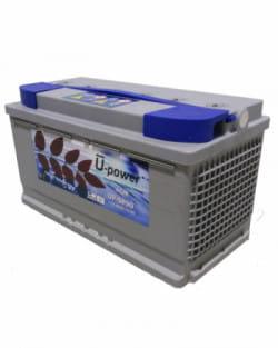 Batería 90Ah AGM 12V UPower SP90