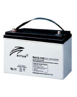 Batería AGM 12V 100Ah RITAR