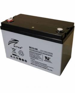 Batería AGM 12V 110Ah RITAR