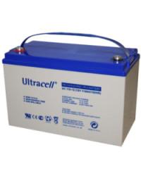 Batería AGM 12V 115Ah Ultracell UC-115-12