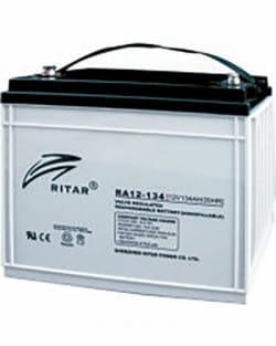 Batería AGM 12V 134Ah RITAR