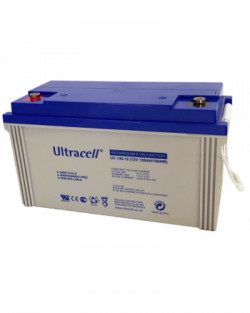 Batería AGM 12V 138Ah Ultracell UC-138-12