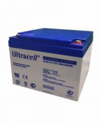 Batería AGM 12V 26Ah Ultracell UL-26-12