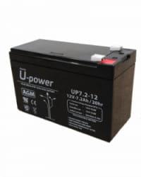 Batería AGM 12V 7.2Ah Upower