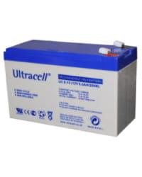 Batería AGM 12V 8Ah Ultracell UC-8-12
