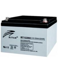Batería AGM 26Ah 12V RITAR