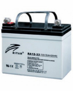 Batería AGM 33Ah 12V RITAR