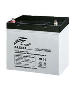 Batería AGM 55Ah 12V RITAR