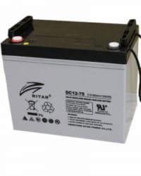Batería AGM 80Ah 12V RITAR