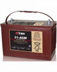 Batería AGM TROJAN 12V 111Ah 31-AGM