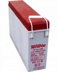 Batería Frontal Tensite AGM 250Ah 12V