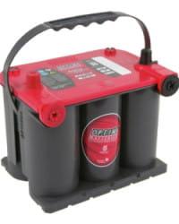 Batería Optima 12V AGM 44Ah Roja RTU 3.7