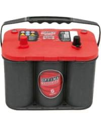 Batería Optima 12V AGM 50Ah Roja RTC 4.2