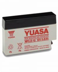 Batería Yuasa NP0.8-12 12V 0.8Ah