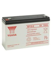 Batería Yuasa NP10-6 6V 10Ah