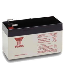 Batería Yuasa NP1.2-12 12V 1.2Ah