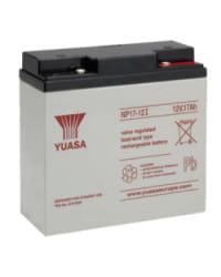 Batería Yuasa NP17-12 12V 17Ah