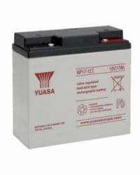 Batería Yuasa NP17-12I 12V 17Ah