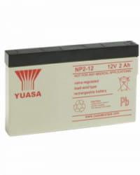Batería Yuasa NP2-12 12V 2Ah
