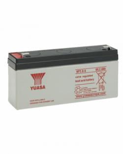 Batería Yuasa NP2.8-6 6V 2.8Ah