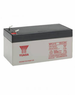 Batería Yuasa NP3.2-12 12V 3.2Ah