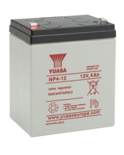 Batería Yuasa NP4-12 12V 4Ah