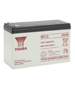 Batería Yuasa NP7-12 12V 7Ah