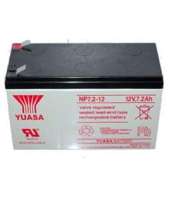 Batería Yuasa NP7.2-12L 12V 7.2Ah