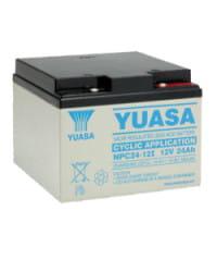 Batería Yuasa NPC24-12 12V 24Ah