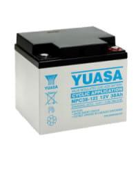 Batería Yuasa NPC38-12 12V 38Ah