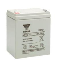 Batería Yuasa NPH5-12 12V 5.2Ah