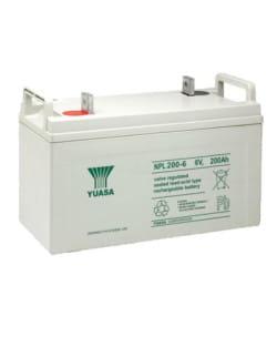 Batería Yuasa NPL200-6 6V 200Ah